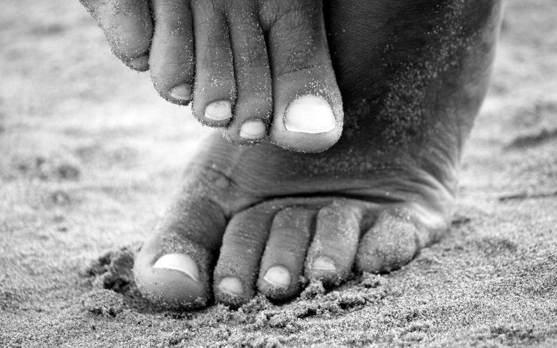 Grzybica paznokci u nóg