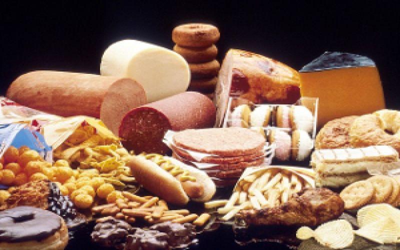 problemy z cerą tłuste jedzenie