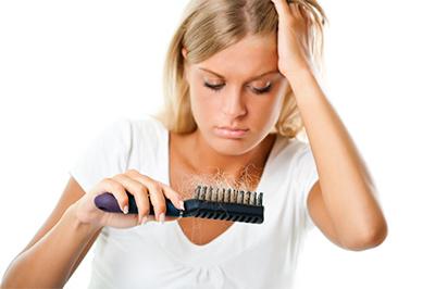leczenie wypadania włosów